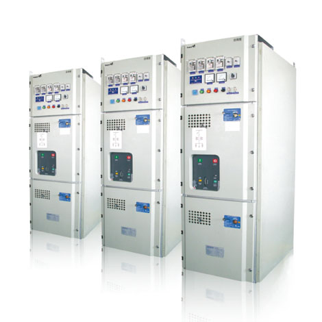 High and low voltage switchgear